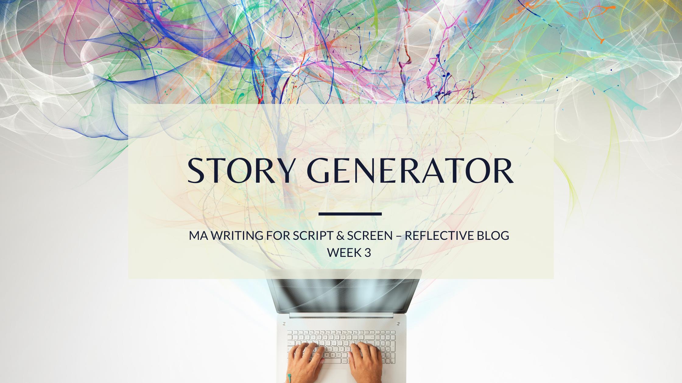 The Magic Story Generator