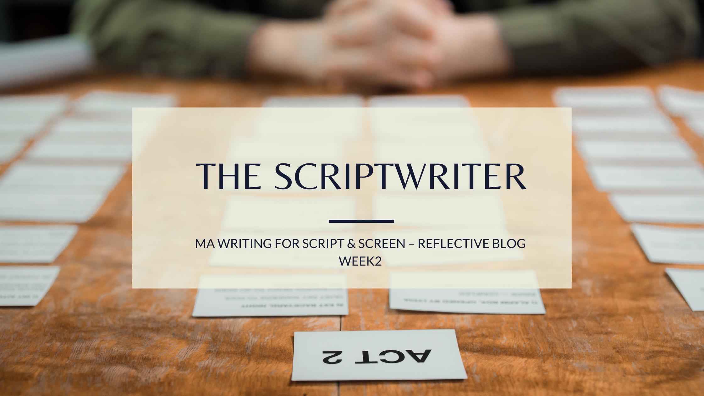 The Scriptwriter